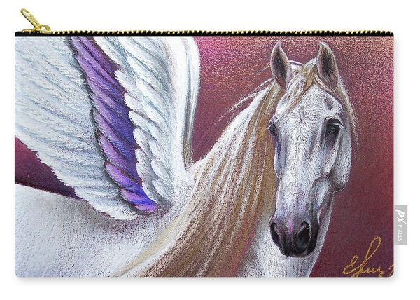 Sunset Pegasus Carry-all Pouch