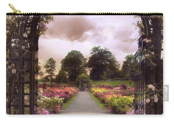 Sunset Pergola Carry-all Pouch