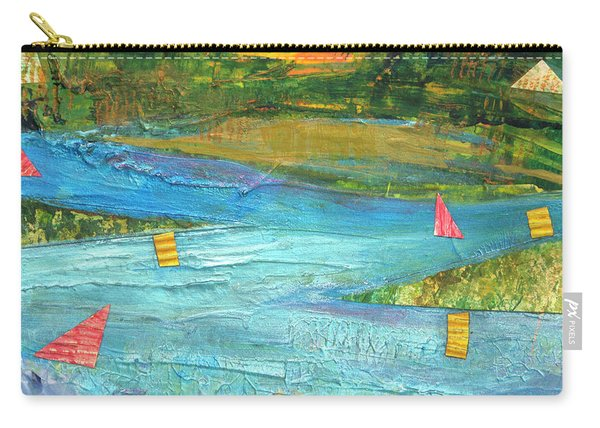 Sunset Sails 2 Carry-all Pouch