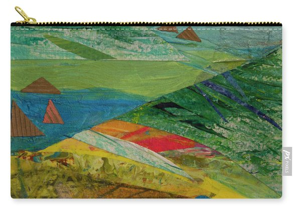 Sunset Sails 3 Carry-all Pouch