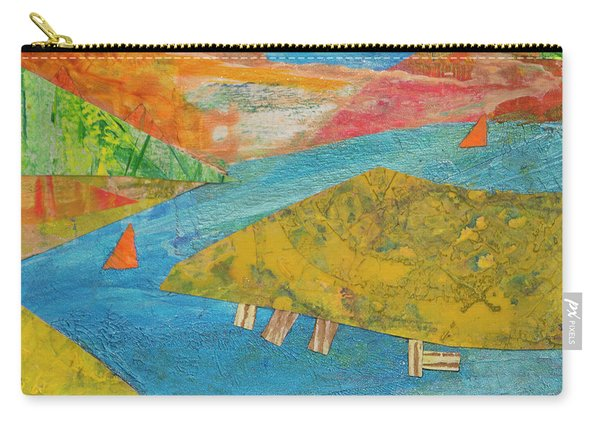 Sunset Sails 1 Carry-all Pouch