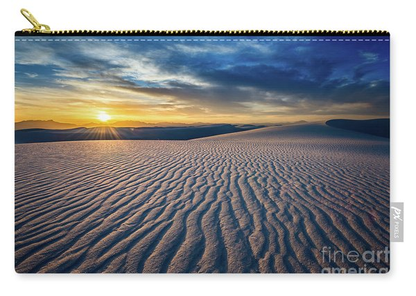 Sunset Sands Carry-all Pouch