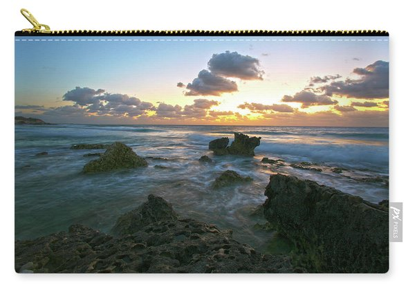 Sunset Seas Carry-all Pouch