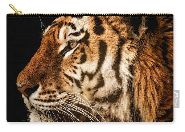 Sunset Tiger Carry-all Pouch
