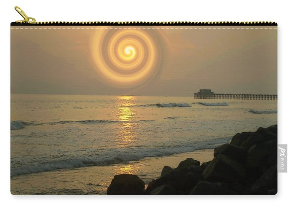 Sunsetswirl Carry-all Pouch
