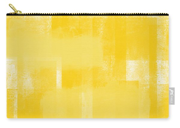 Sunshine- Abstract Art Carry-all Pouch