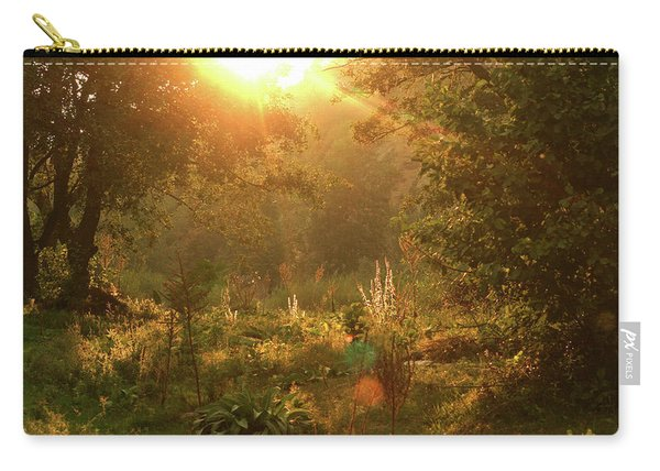 Sunshine In The Meadow Carry-all Pouch
