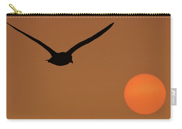 Sunspots Carry-all Pouch