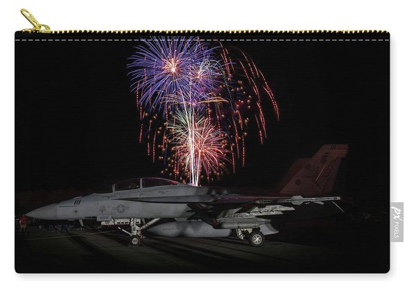 Super Hornet Celebration Carry-all Pouch