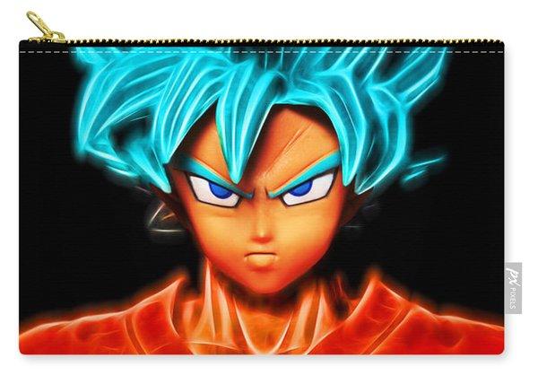 Super Saiyan God Goku Carry-all Pouch
