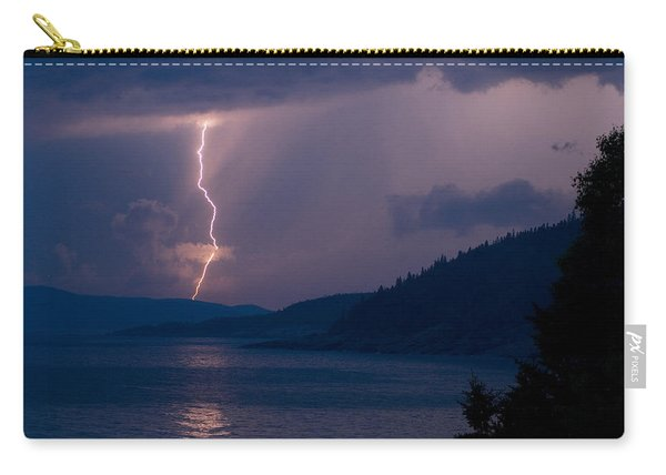 Superior Lightning     Carry-all Pouch