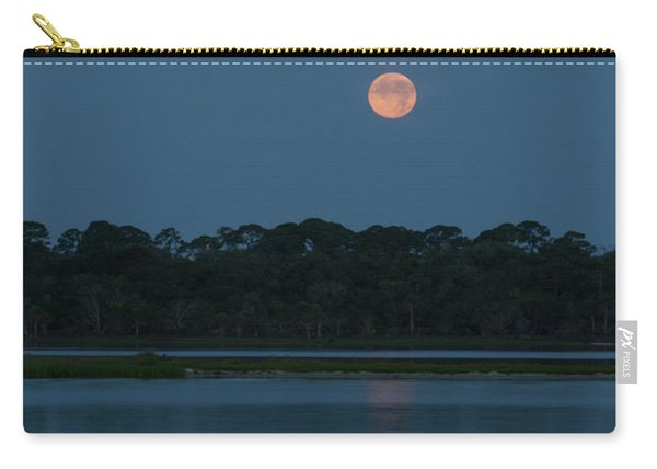 Supermoon Dawn 2013 #2 Carry-all Pouch