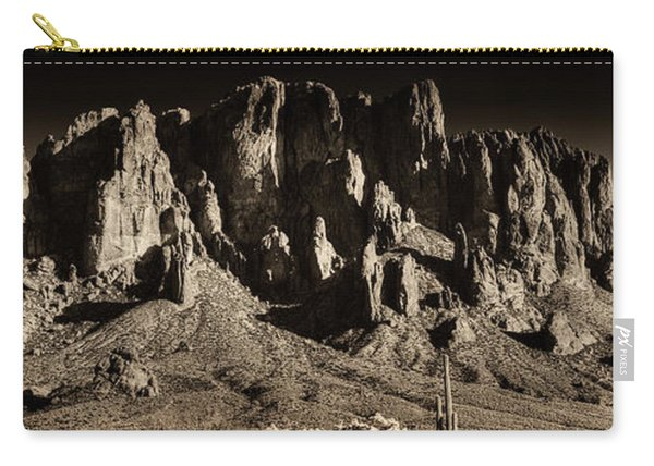 Superstition Mountain  Carry-all Pouch