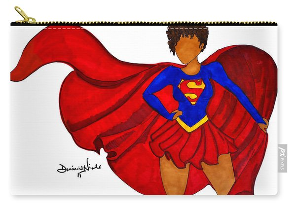 Superwoman I Am  Carry-all Pouch