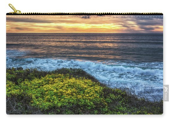 Surf And Turf Carry-all Pouch
