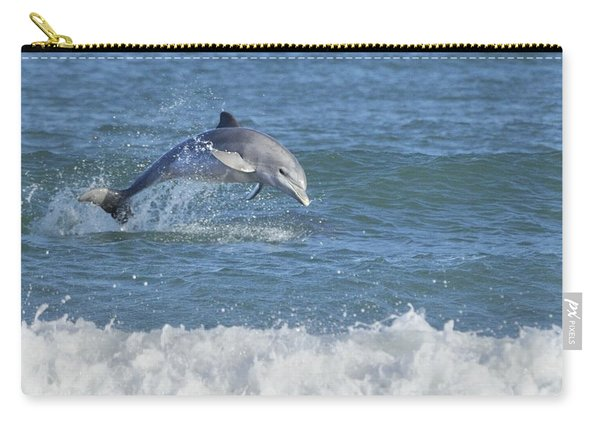 Surf Dolphin Carry-all Pouch