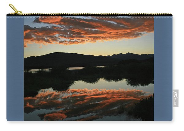 Surreal Sunrise Carry-all Pouch