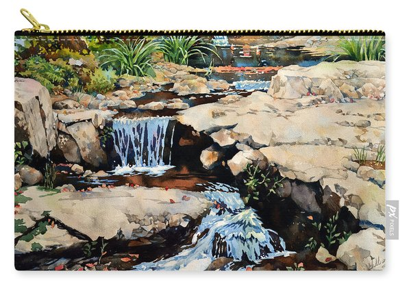 Susquehanna Falls Carry-all Pouch
