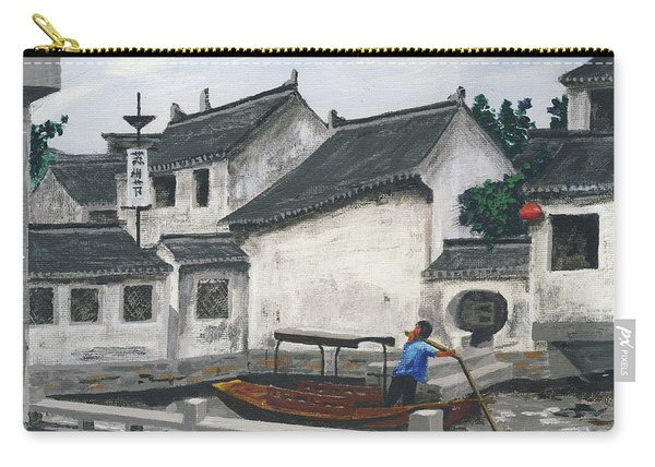 Suzhou Boatman Carry-all Pouch