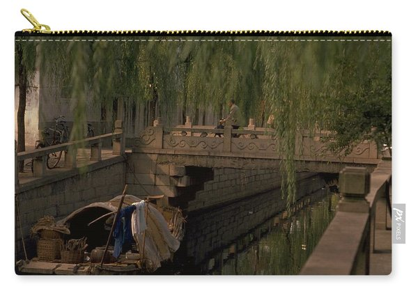 Suzhou Canals Carry-all Pouch