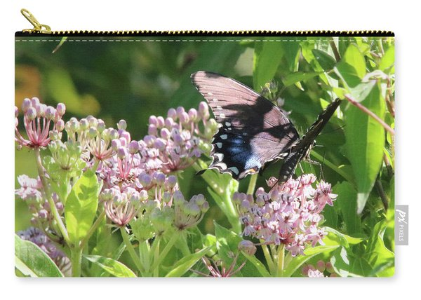 Female American Swallowtail Papilio Polyxenes Carry-all Pouch