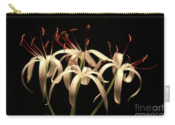 Swamp Lily Carry-all Pouch