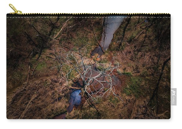 Swamp Tree Carry-all Pouch