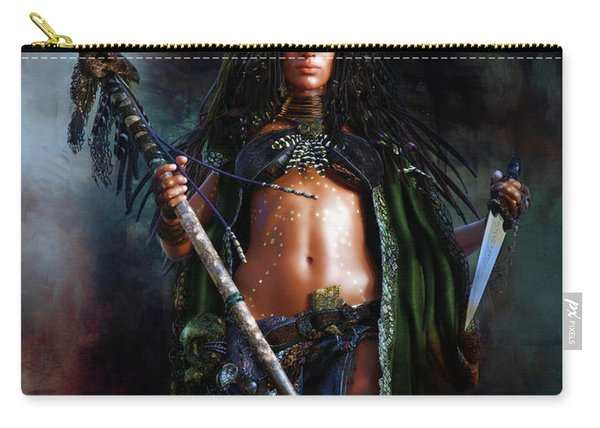 Swamp Witch Carry-all Pouch