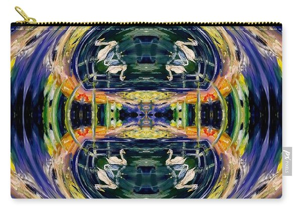 Swan Lake Fantasy Carry-all Pouch