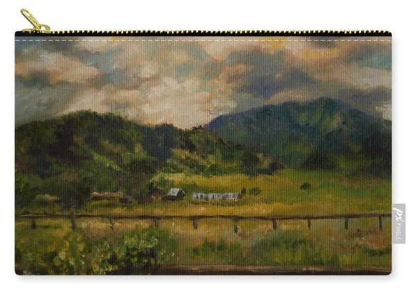 Swan Valley Hillside Carry-all Pouch