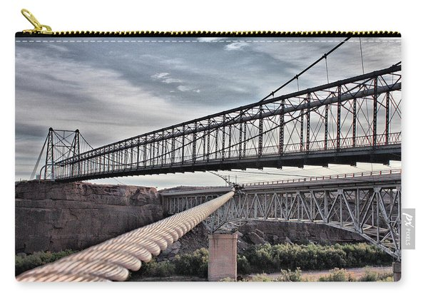 Swayback Suspension Bridge Carry-all Pouch