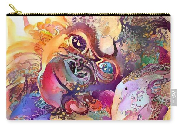 Sweet Baby Monkey 1 Carry-all Pouch