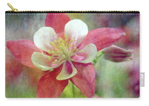 Sweet Columbine 9281 Idp_2 Carry-all Pouch