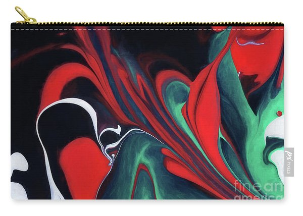Sweet Emotion Carry-all Pouch