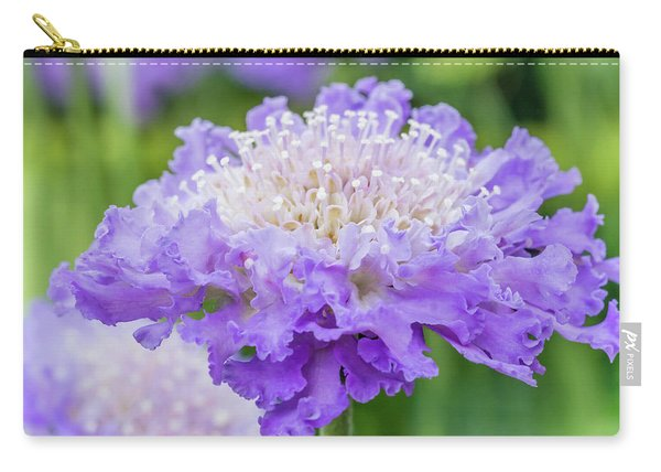 Carry-all Pouch featuring the photograph Sweet Petal by Nick Bywater