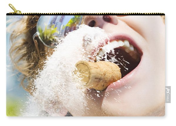Sweet Taste Of Success Carry-all Pouch