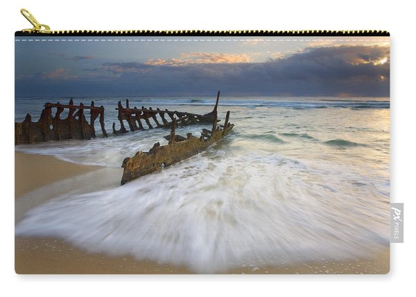 Swept Ashore Carry-all Pouch