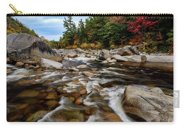 Swift River Autumn Nh Carry-all Pouch