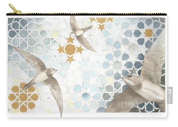 Swifts Of Cihangir Carry-all Pouch