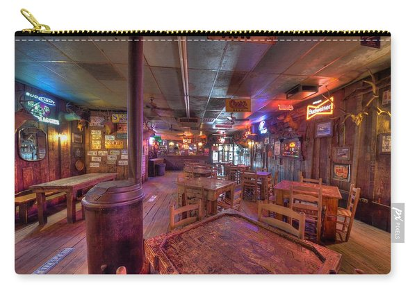 Swinging Doors At The Dixie Chicken Carry-all Pouch