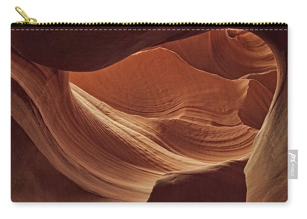 Swirled Rocks Dist Carry-all Pouch