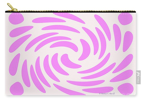 Swirls N Dots S4 Carry-all Pouch
