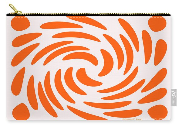Swirls N Dots S5 Carry-all Pouch