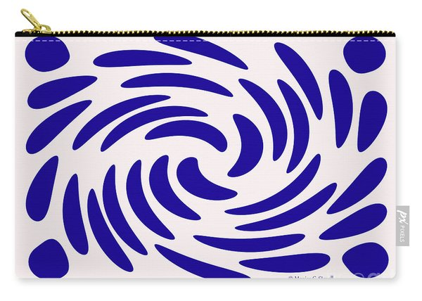 Swirls N Dots S7 Carry-all Pouch