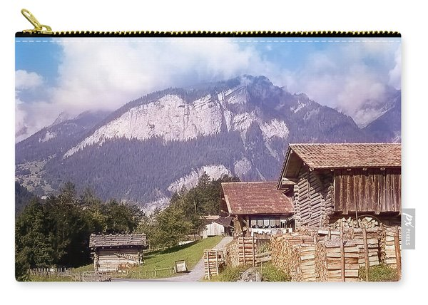 Swiss Farm Country Carry-all Pouch