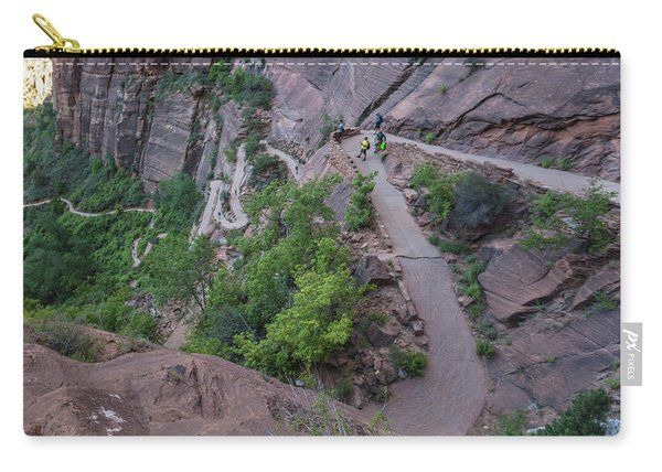 Switch Backs Zion National Park Carry-all Pouch