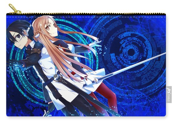 Sword Art Online Movie Ordinal Scale Carry-all Pouch