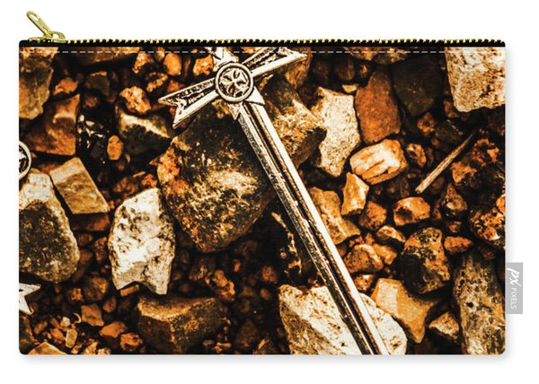 Swords And Legends Carry-all Pouch
