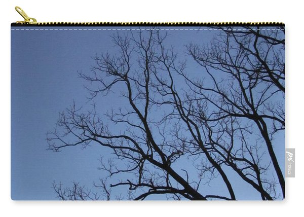 Sycamore Silhouette Carry-all Pouch