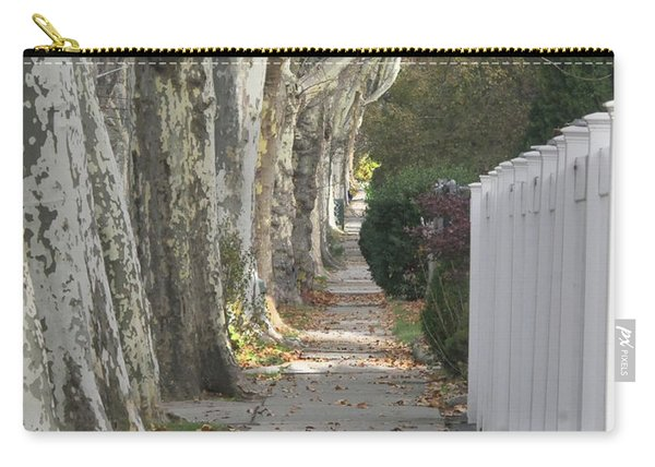 Sycamore Walk Carry-all Pouch